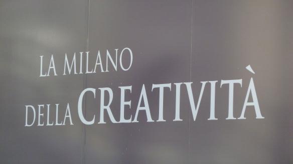 La Milano della creatività