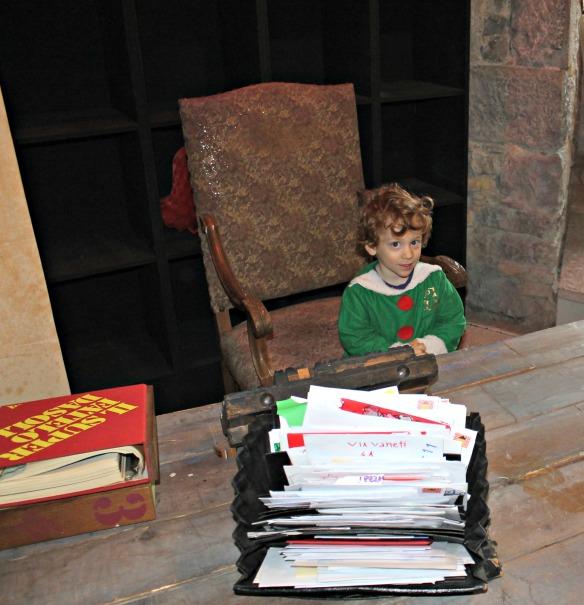 L'ufficio postale di Babbo Natale