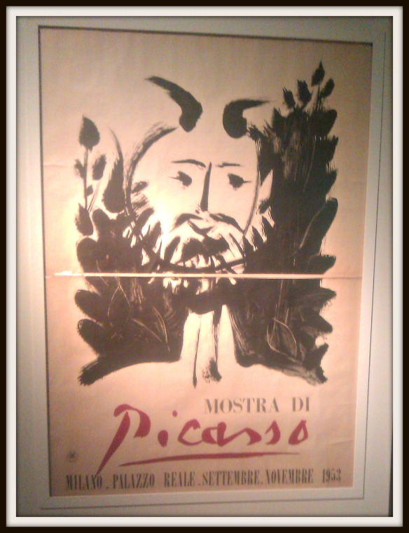Mostra di Picasso 1953
