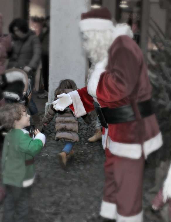 Pietro e Babbo Natale