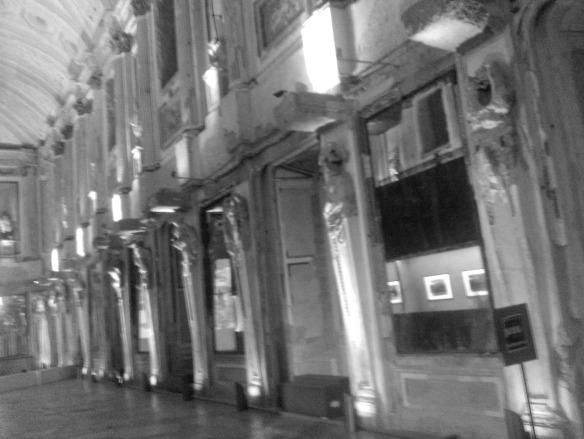 Sala delle Cariatidi Palazzo Reale