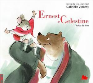 Ernest e celestine L'albo del film Gallucci editore