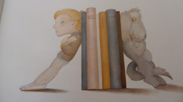 Illustrazione di Etienne Delessert