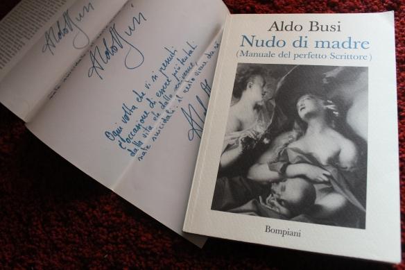 Nudo di made (Manuale del perfetto scrittore) Aldo Busi