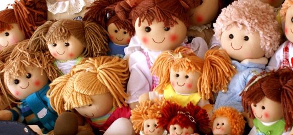 Dolls Bambole Amiche per la Pelle