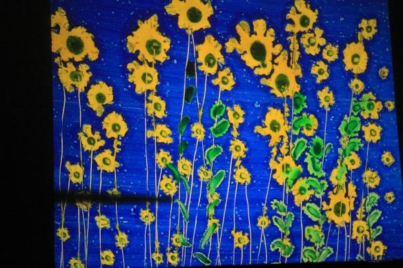 I campi fioriti di Gek Tessaro