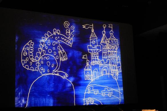 La città e il drago Gek Tessaro Recensione libro illustrato Lapis edizioni