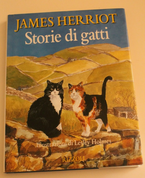 Storie di gatti Libro illustrato di James Herriot