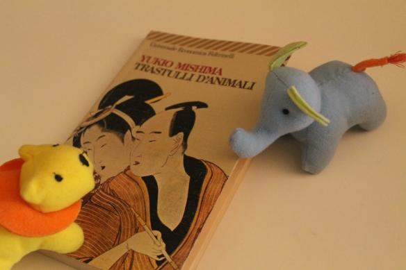 Trastulli di animali di Yukio Mishima