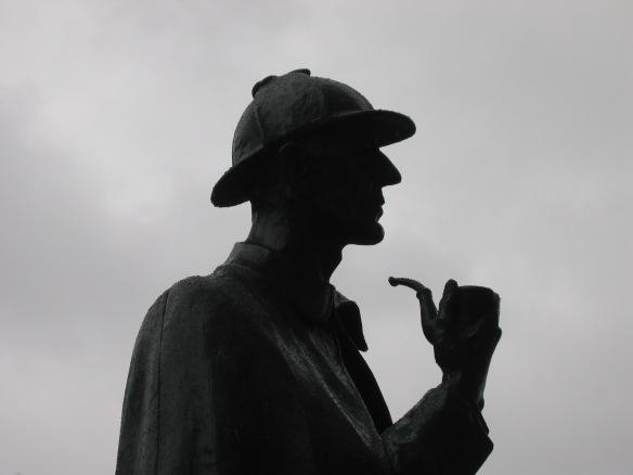 Un grande detective Sherlock Holmes