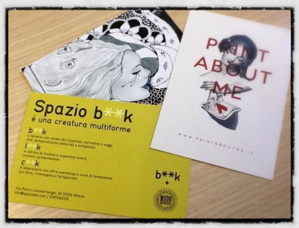 Libreria Spazio Book Quaeriere Isola Milano