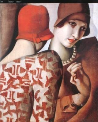 Tamara de Lempicka Les deux Amies